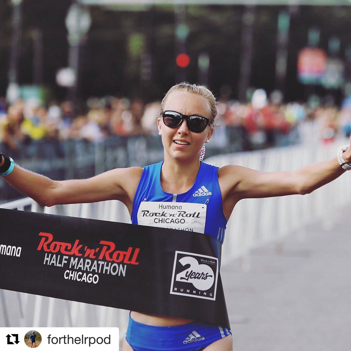 New podcast release! I chat with @ForTheLRPod about my fav things: momming-running-coaching 👶🏼🏃♀️⏱