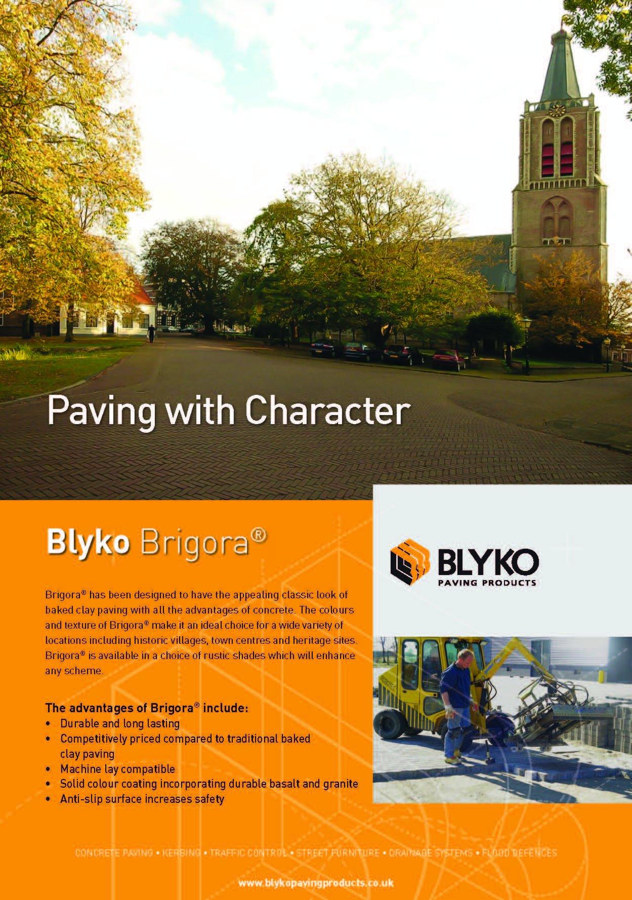 Blyko Paving