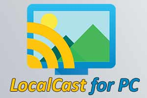 localcast hashtag on Twitter