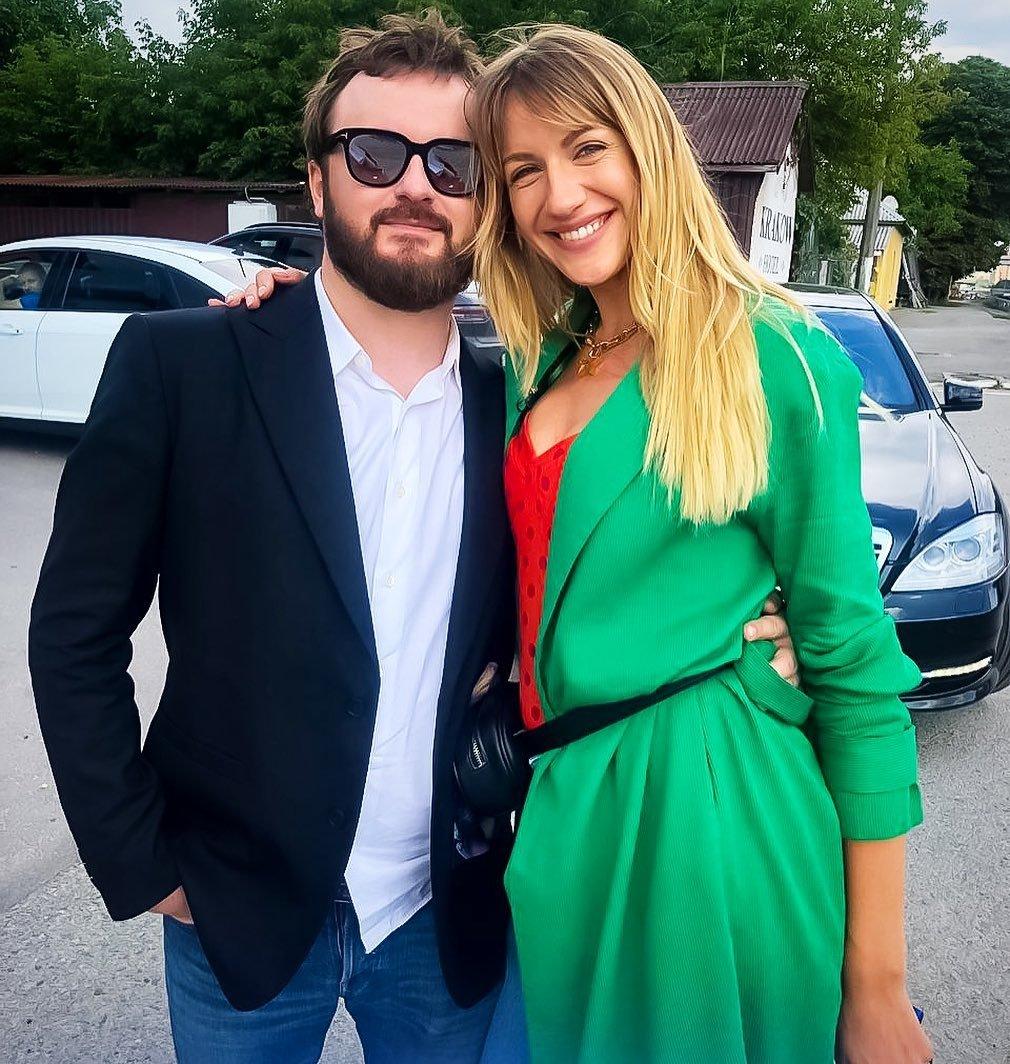 Леся Никитюк и DZIDZIO