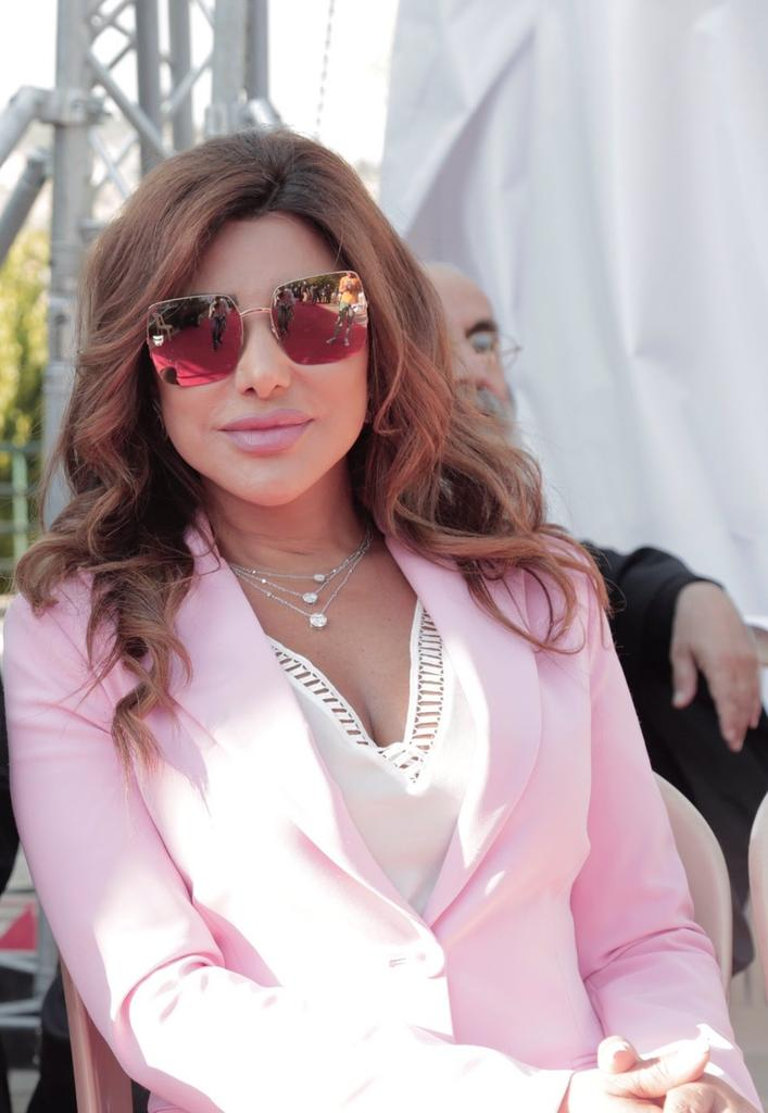 Woman in Zahle
