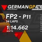 [INFO] 🇪🇸 Carlos Sainz, undécimo en los Libres 2 del GP de Alemania 👉 https://t.co/sYgNDIvQQ6  🇬🇧 Carlos Sainz, eleventh in Free Practice 2 for the German GP 👉 https://t.co/sJgFFRfoXP  #carlo55ainz #GermanGP 🇩🇪 #F1 #FP2