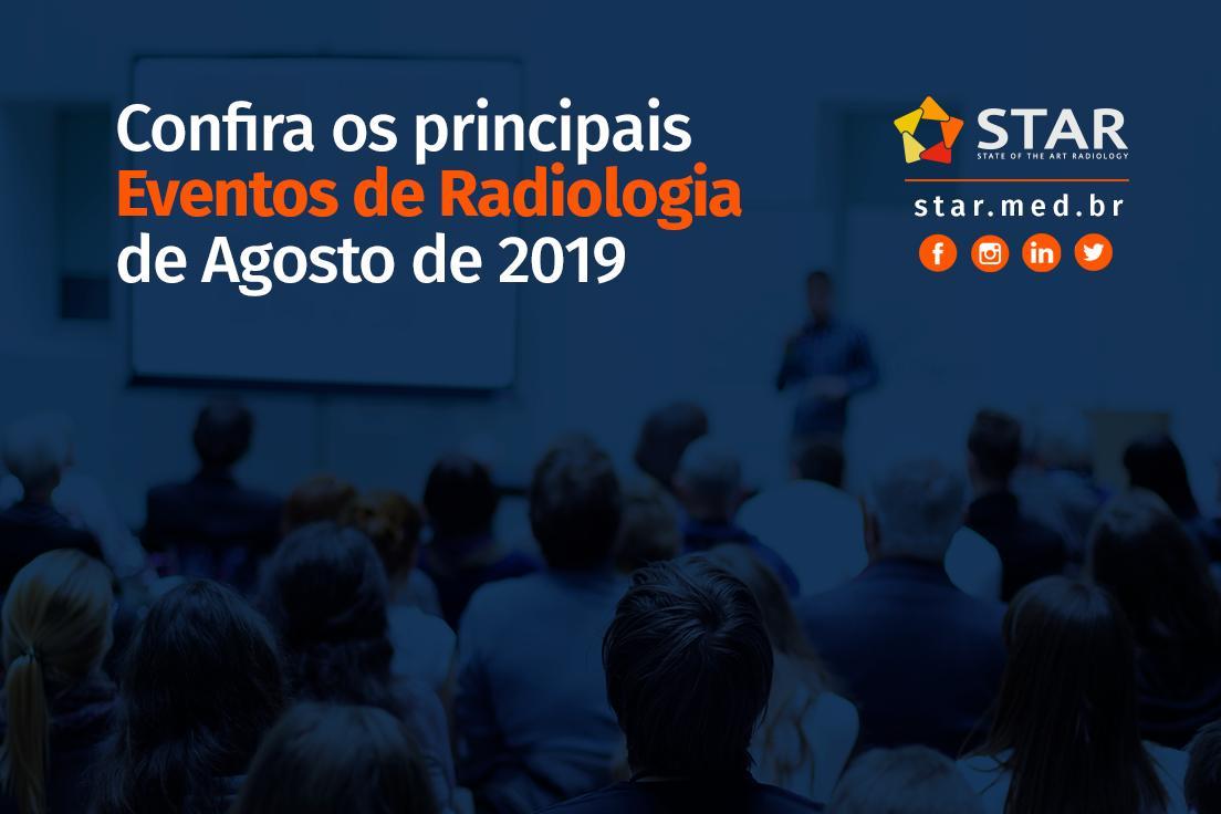 Agosto está chegando!  Para os colegas #Radiologistas, preparamos uma publicação falando sobre os dois principais #EventosDeRadiologia que acontecerão nesse mês.  Confira: https://mla.bs/536d07c0