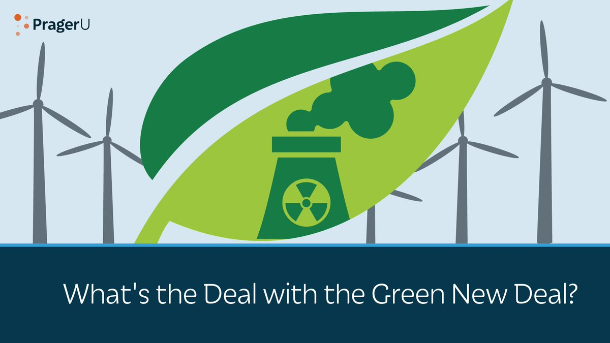 Basically, The Green New Deal is a power grab. And bad science. Heres EVERYTHING you need to know. 👌
