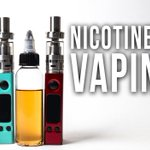Image for the Tweet beginning: Nicotine-Free Vaping is better option