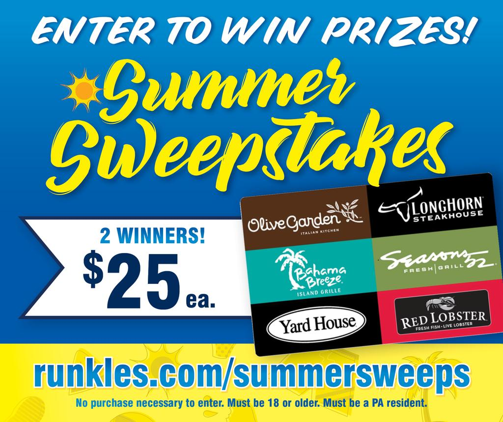 runklessummersweepstakes hashtag on Twitter