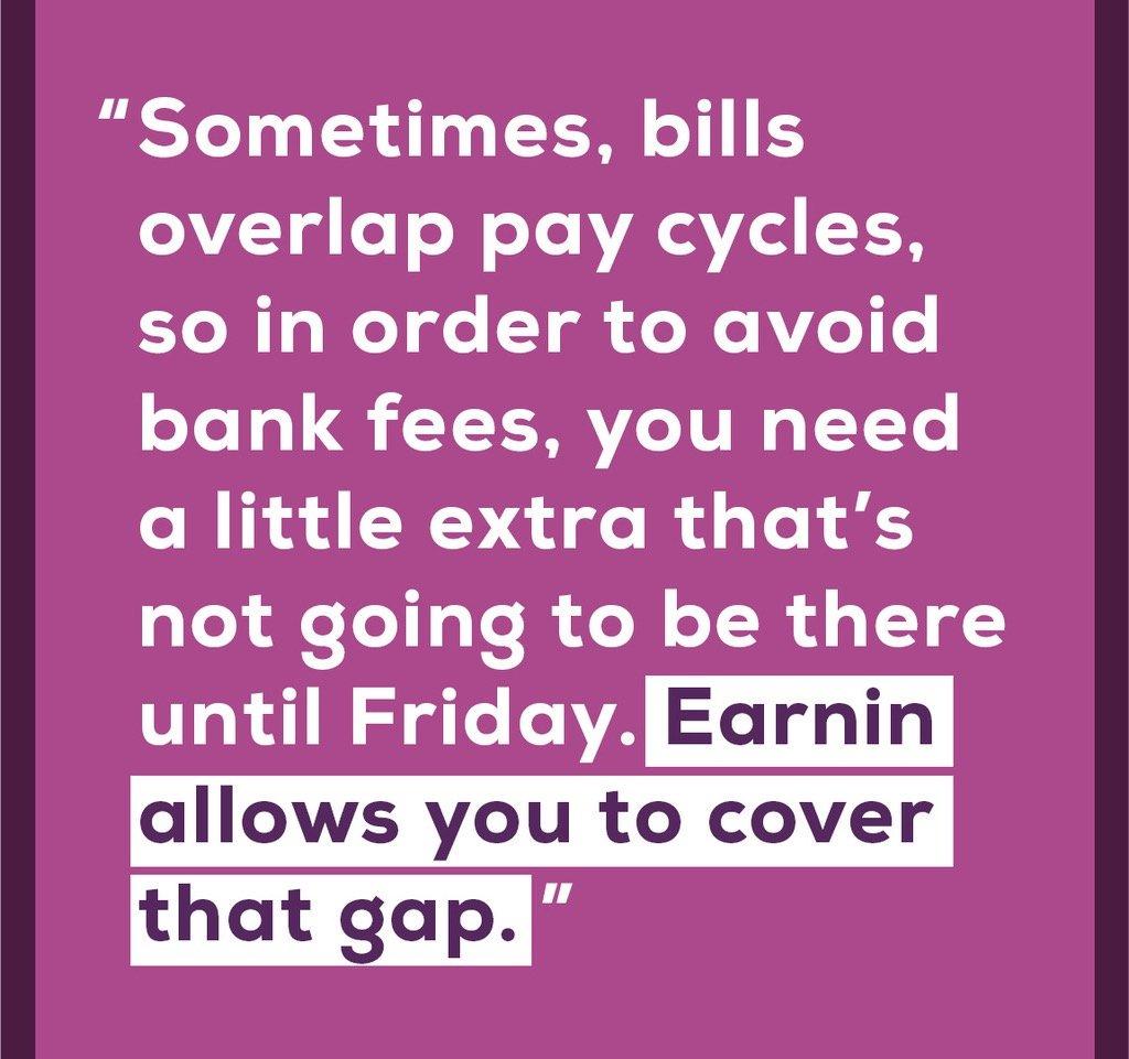 Earnin (@earnin) | Twitter