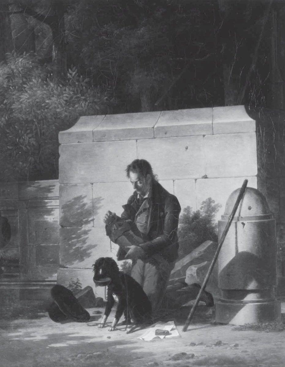 L'Aveugle Frélon, Antoine-Pierre Mongin, 1914