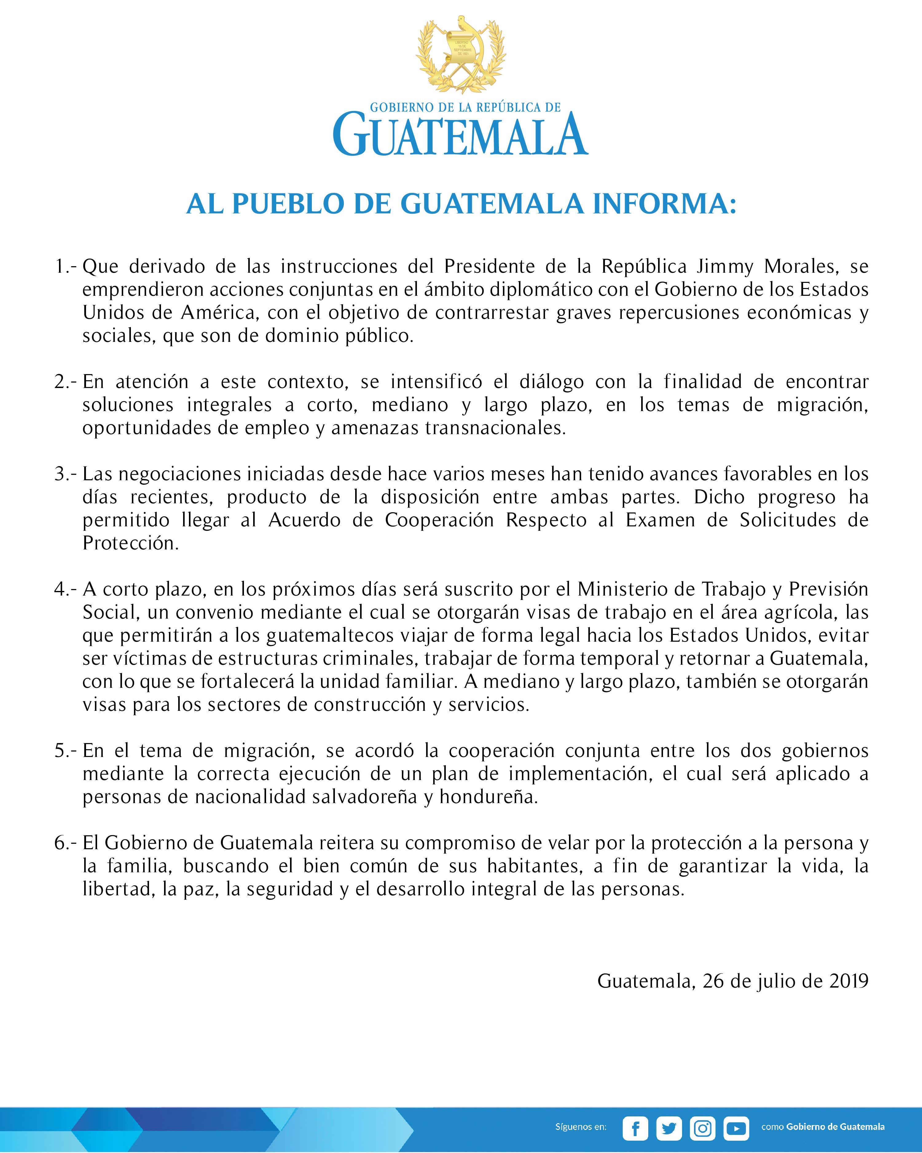 Estados-Unidos-acuerdo-Guatemala-Trump-Presidente-Morales-