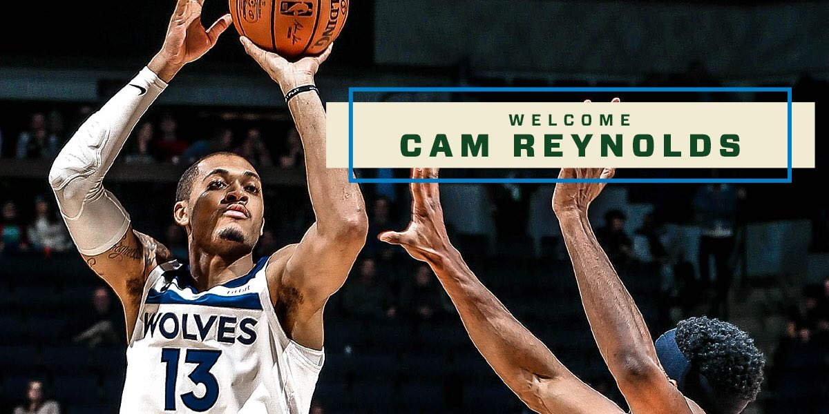 Welcome @CamoCinco!! #FearTheDeer