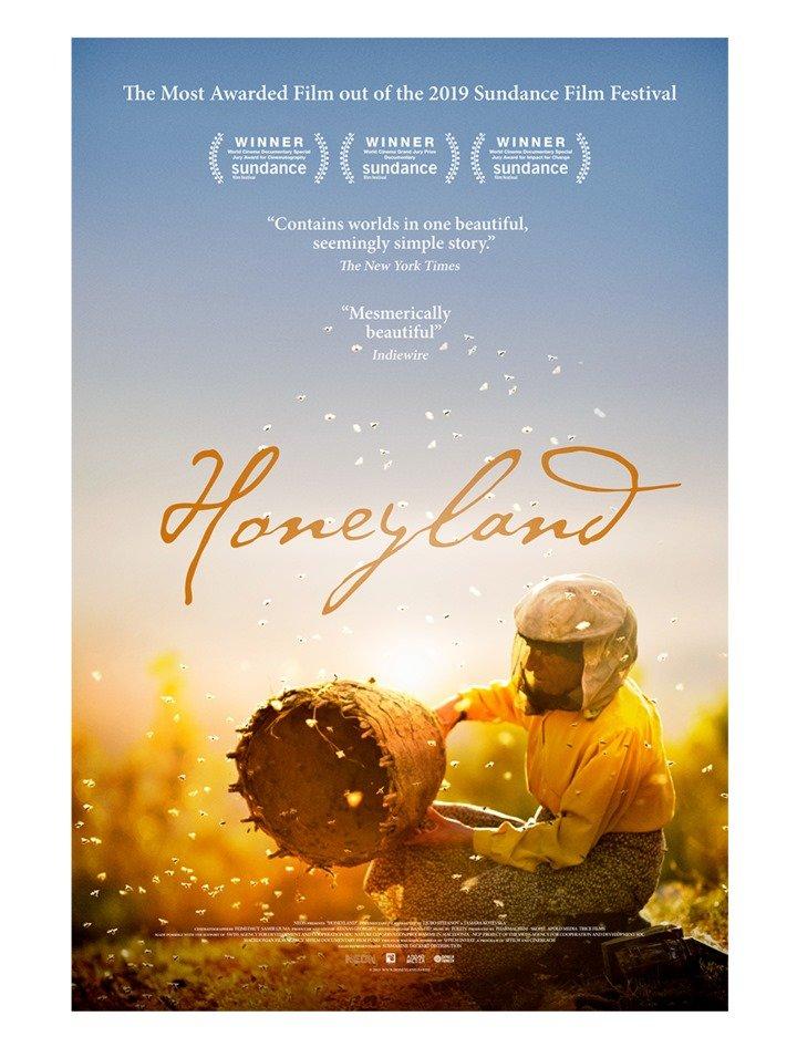 Honeyland (2019) Online For Free 123Movies (@watch_honeyland