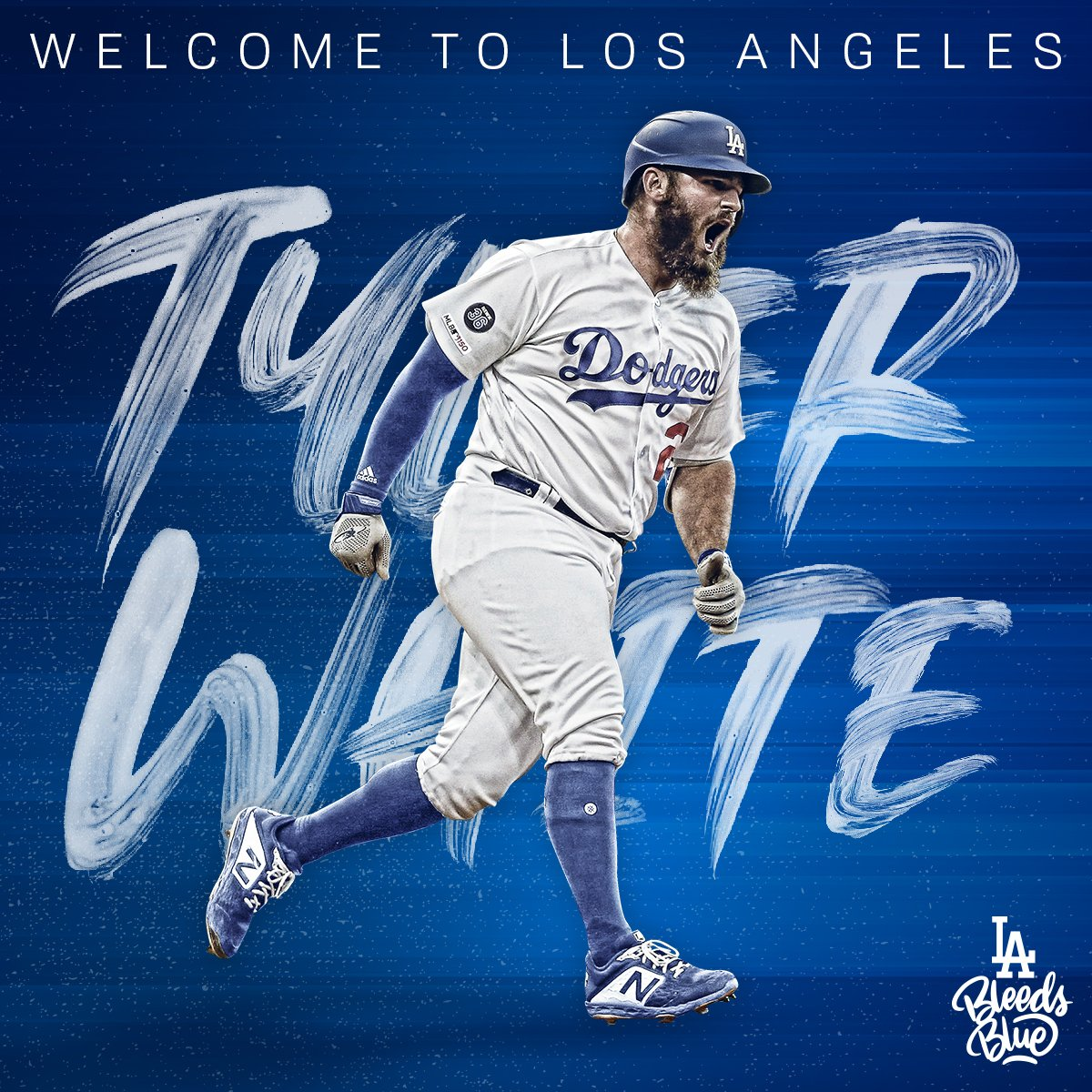 size 40 aebf8 8d00a Los Angeles Dodgers on Twitter: