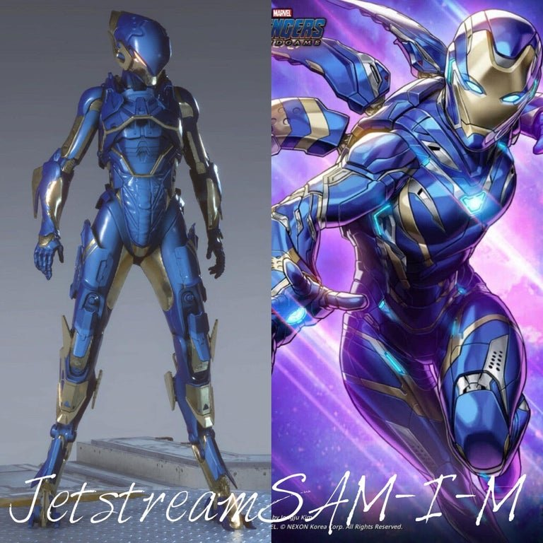 Anthem On Twitter Check Out This Amazing Rescue Interceptor Javelin From R Fashionlancers Credit To U Jetstreamsam I M