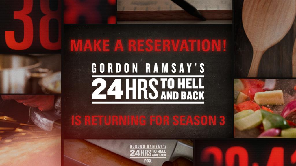 Gordon Ramsay's 24 Hours to Hell and Back (@24HoursFOX