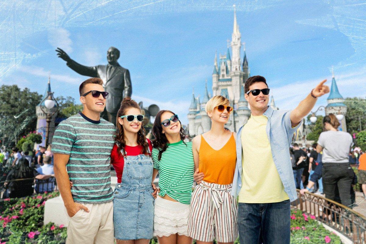Sorry, childless millennials going to Disney World is weird trib.al/NM7GDJY