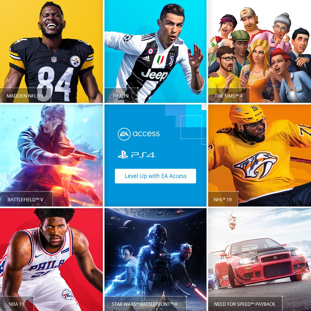 EA Access (@EAAccess) | Twitter