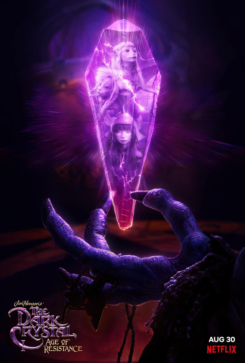 THE DARK CRYSTAL: AGE OF RESISTANCE Final Trailer Teases A