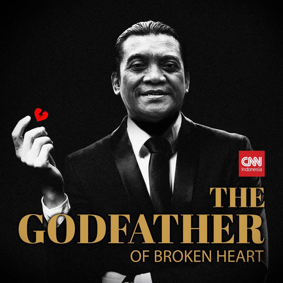 """CNN Indonesia on Twitter: """"Para 'sadbois' dan 'sadgerls' setia mengikuti  sang Idola, @didikempotid dari panggung ke panggung. Apakah arti 'Sobat  Ambyar' bagi Didi Kempot yang diberi gelar 'The Godfather of Broken Heart'"""