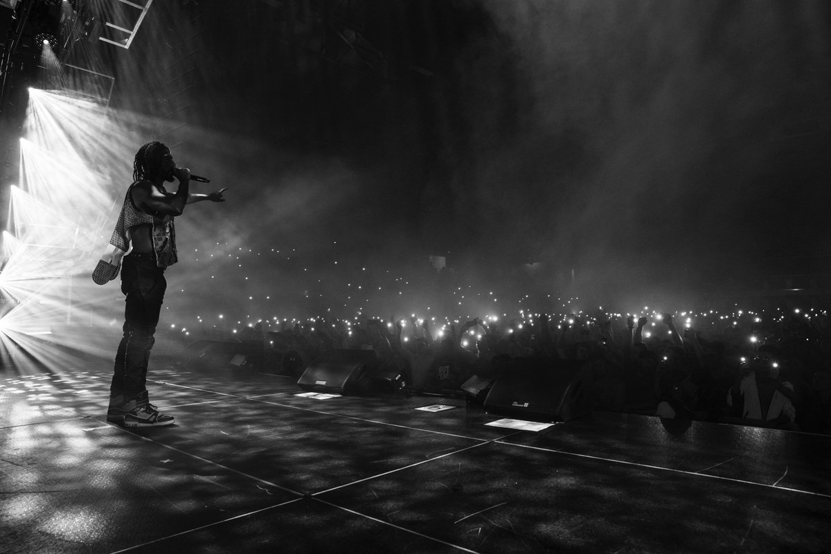 Greatest Show In Rap Rolls Forever Forward. Thank you Vancouver 💀