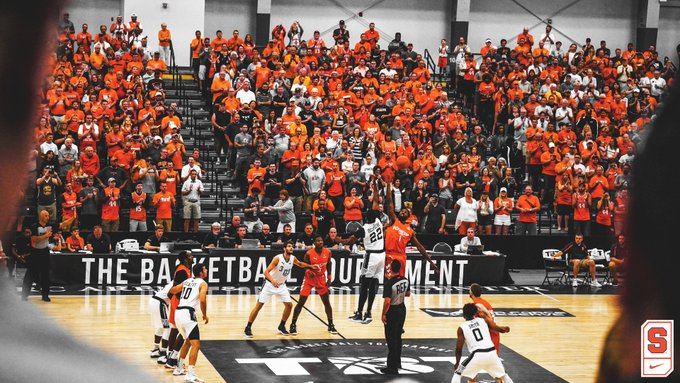 Boeheim's Army survives first round of The Basketball Tournament