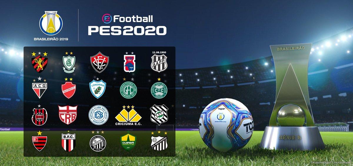 eFootball PES on Twitter:
