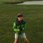 @yocgolf .@yocgolf @UtahGolf_Fdn 2nd time out today at #Mulligans for #YOCDay.  My boys are golf crazy - will even play in the rain!