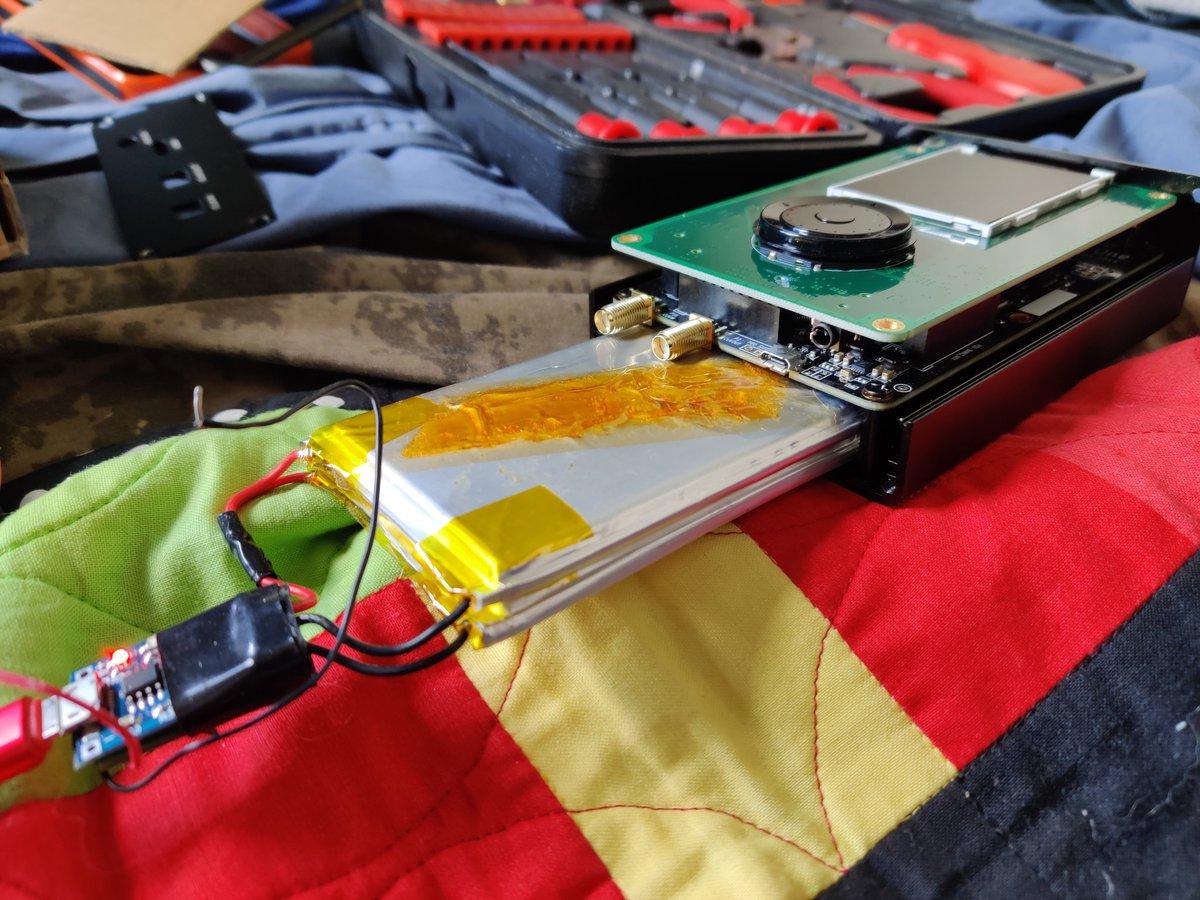 টুইটারে #hackrf হ্যাশট্যাগ