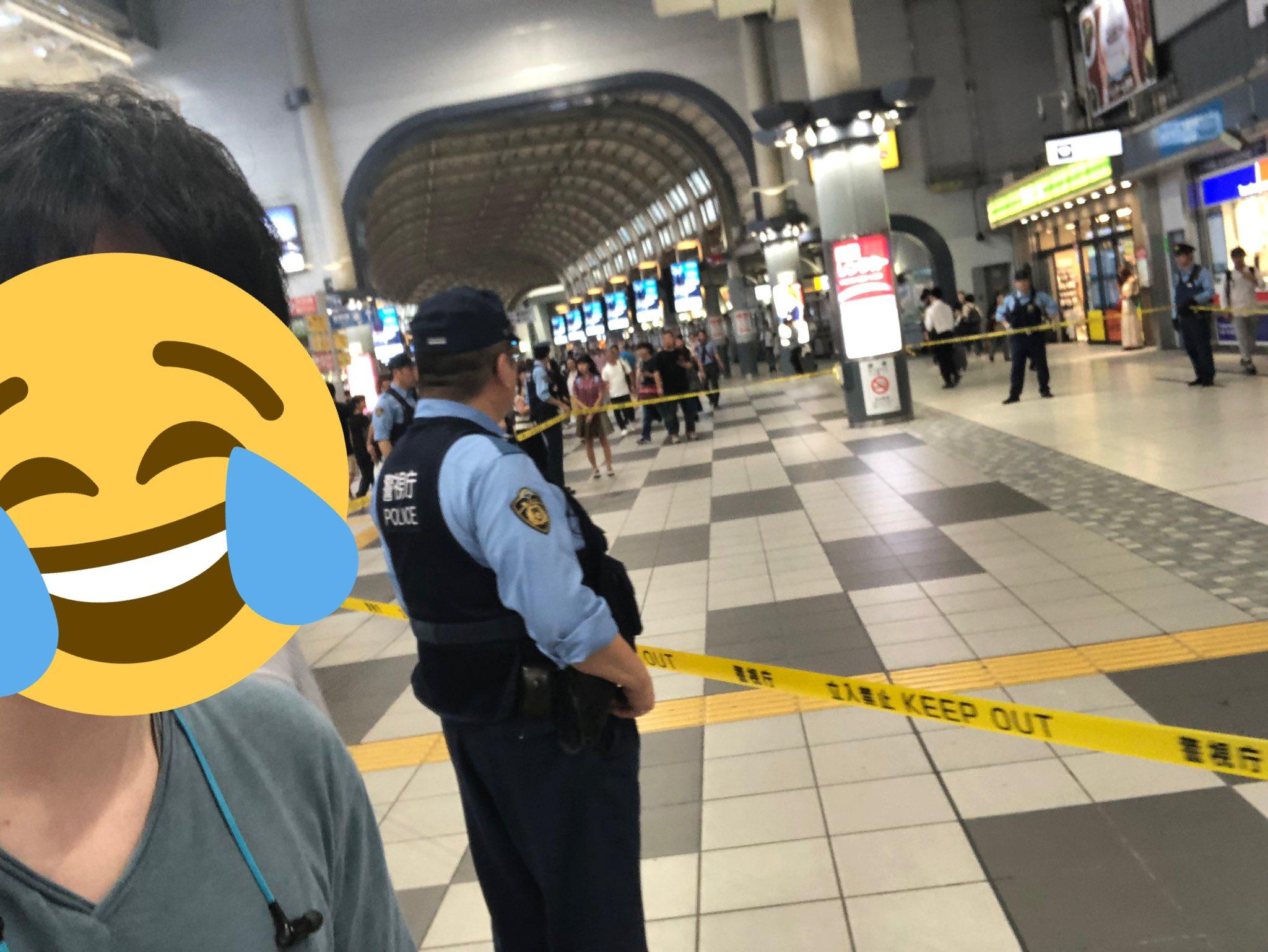 品川駅の券売機前で脱糞事件が起きた現場の画像