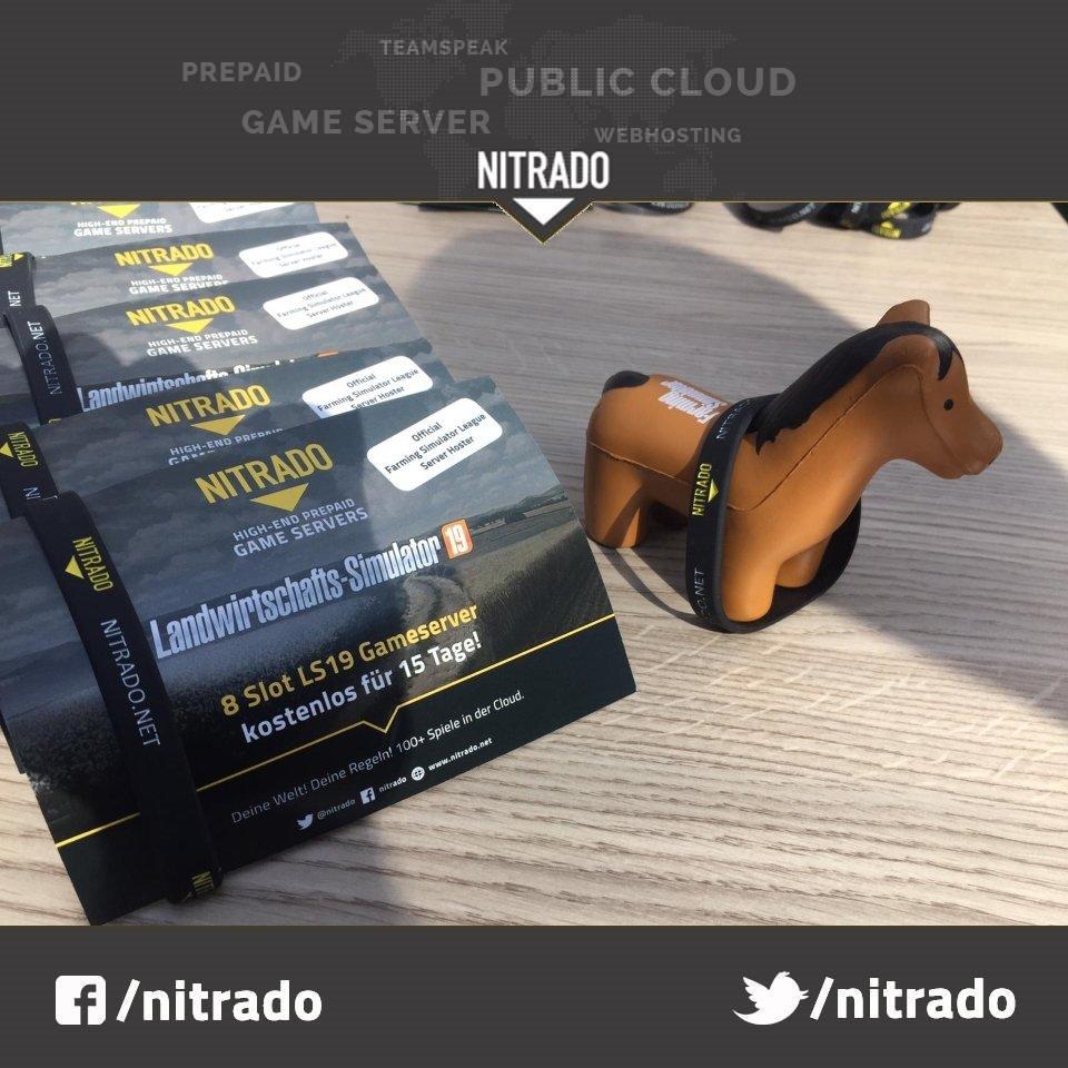 Nitrado Discord