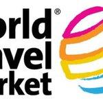 Image for the Tweet beginning: World Travel Market and GoNOMAD