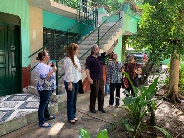 Compromiso con derechos de los migrantes reitera el FMLN