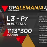 [INFO] 🇪🇸 Carlos Sainz, séptimo en los Libres 3 del GP de Alemania 👉 https://t.co/2gawaR6SAQ  🇬🇧 Carlos Sainz, seventh in Free Practice 3 at the German GP 👉 https://t.co/GiwTjjxk3p  #carlo55ainz #GermanGP 🇩🇪 #F1 #FP3