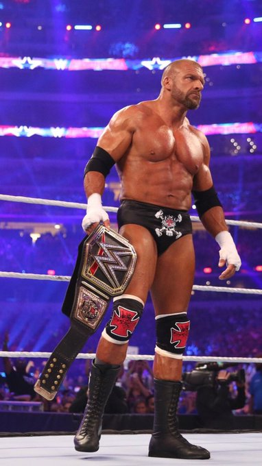 Celebrating 50 years of The Game  Happy Birthday Triple H (Part 2) -26-