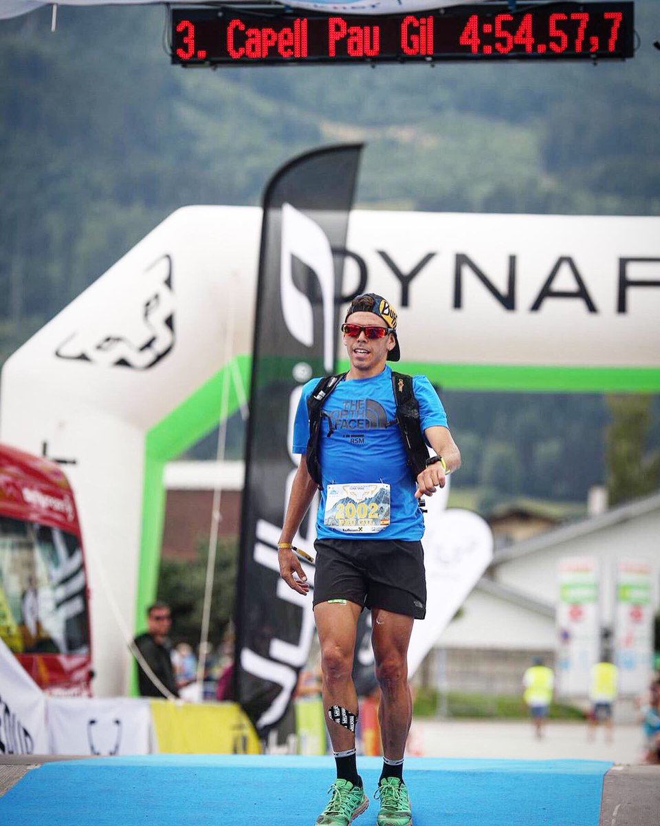 One more and now, focus in @UTMBMontBlanc 🤘🏽