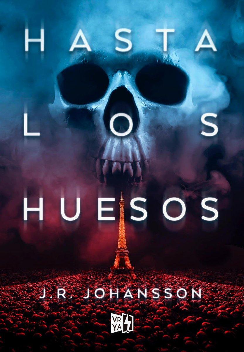 Resultado de imagen para hasta los huesos j. r. johansson