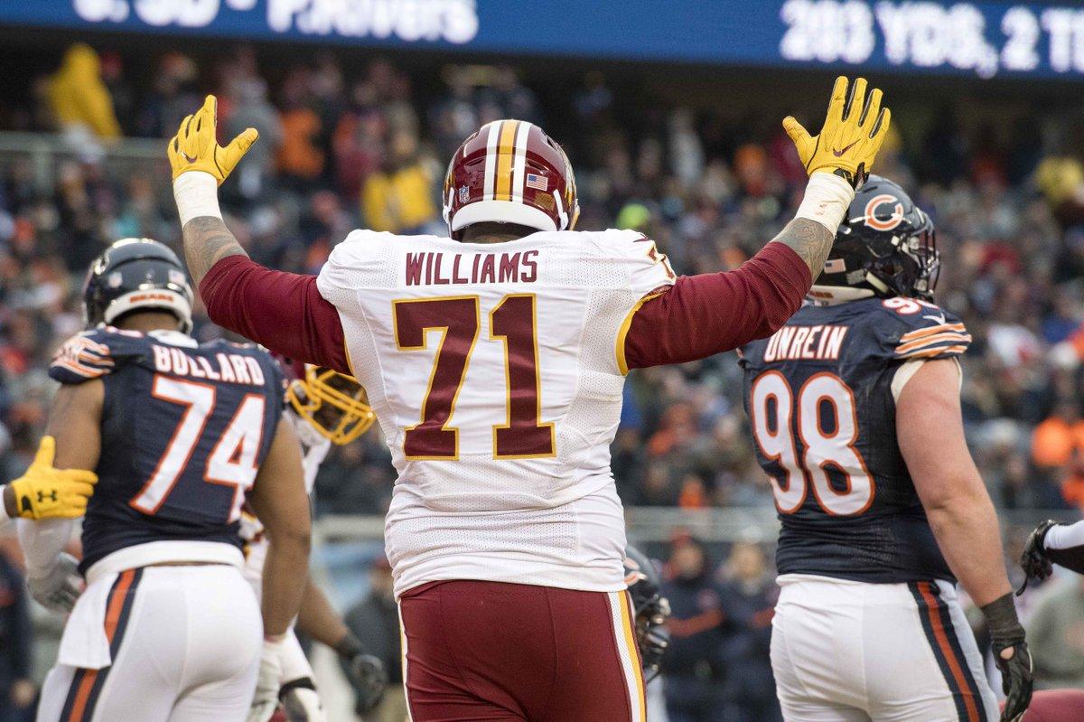 Redskins announce Corey Robinson signing, place Trent Williams on reserve/did not deport list https://t.co/6mKRRsTTQo -via @NBCSRedskins https://t.co/1rLeb7bWzj