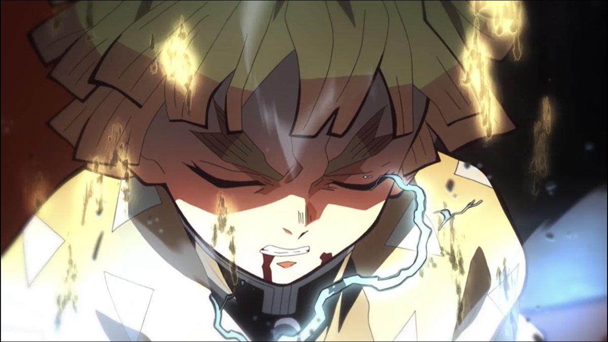 鬼滅の刃アニメ】17話感想 神作画!覚醒した善逸の雷の呼吸・壱
