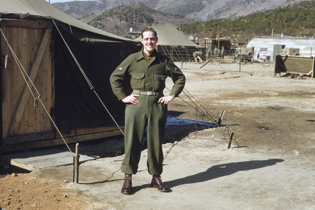 Korean war usa Korean War