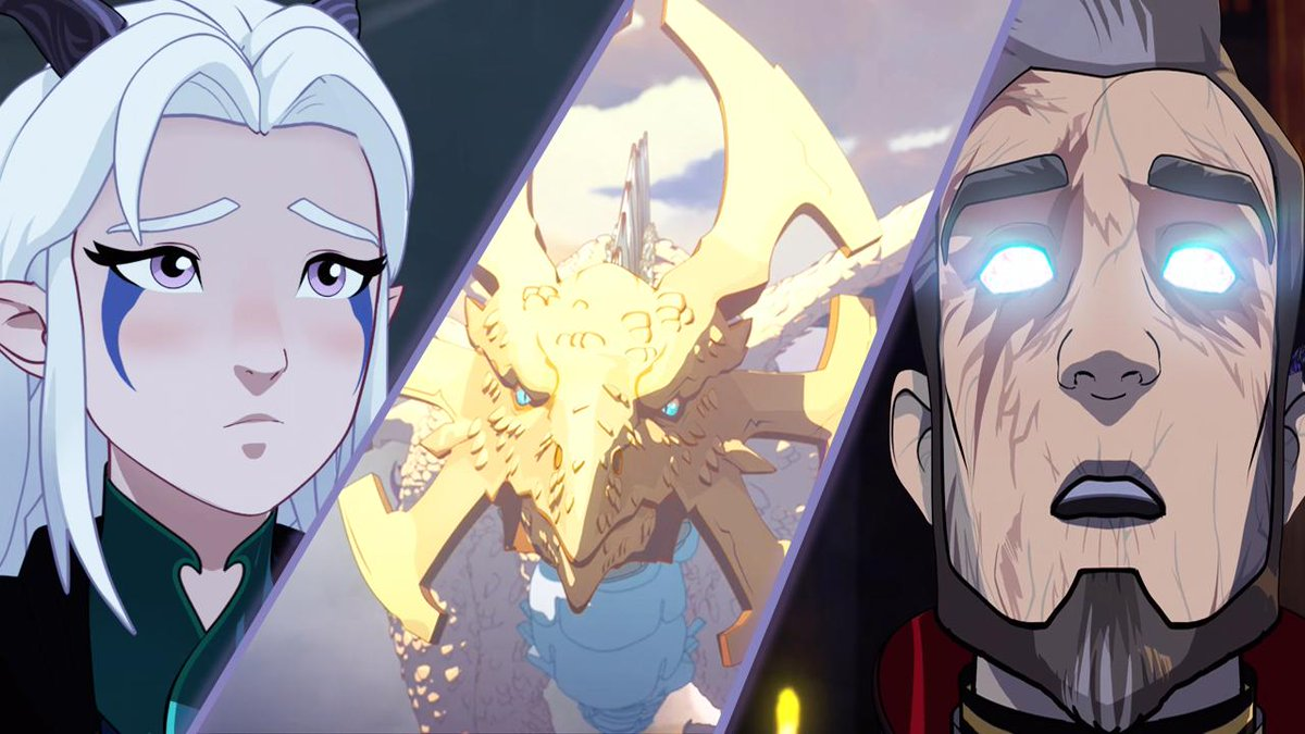 Cartoon Universe On Twitter Check Out Our Dragon Prince Sdcc Interview With The Creators They Answer A Ton Of Questions Including Some Silly Ones About S3 And Beyond Tdp Thedragonprince Watch It