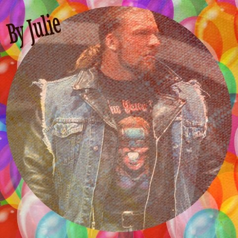 Happy birthday Triple H hope you have a great day