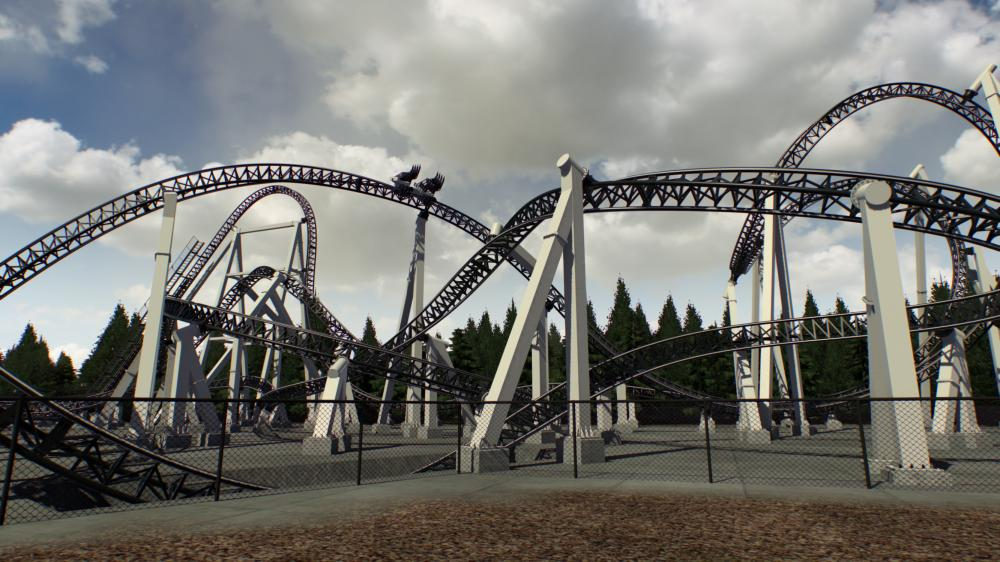 Media Tweets by NoLimits Roller Coaster Sim