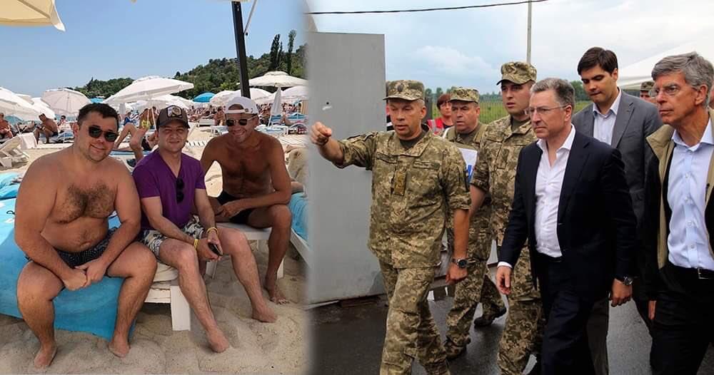 """На Николаевщине на полигоне """"Широкий лан"""" прошли батальонно-тактические учения 28-й ОМБр - Цензор.НЕТ 3820"""