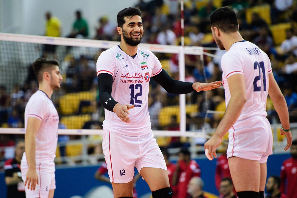 Image result for volleyball iran 3 italy 2