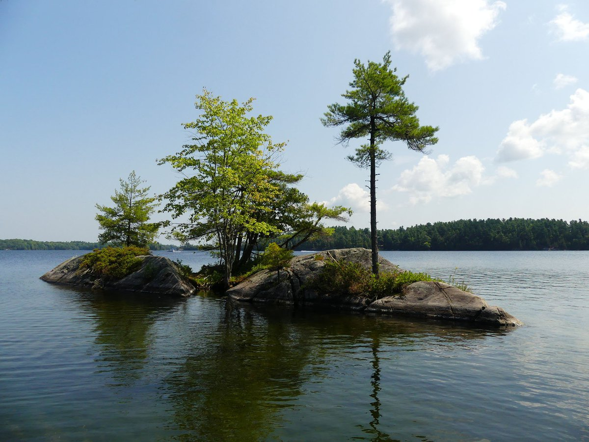 @LindaPeters64 @CharlestonLkPP @OntarioParks @FABiosphere @1000IslandsCan @Visit1000Isles @BrockvilleTour @ModernMomsLife @OneModernCouple @kathrynanywhere @IBBtravel @JustinLaurenXO @takemomalong @TravelAtWill @markandkylee @Kasiawrites It was perfect a day! Even when my mom tipped over & I towed her to shore to bail out the #kayak safely then I did a reckless movement & flipped in the shallow bay right after we got her back in her kayak! 🤣 What a GREAT #adventure! I think itll make a good blog story! #oops!