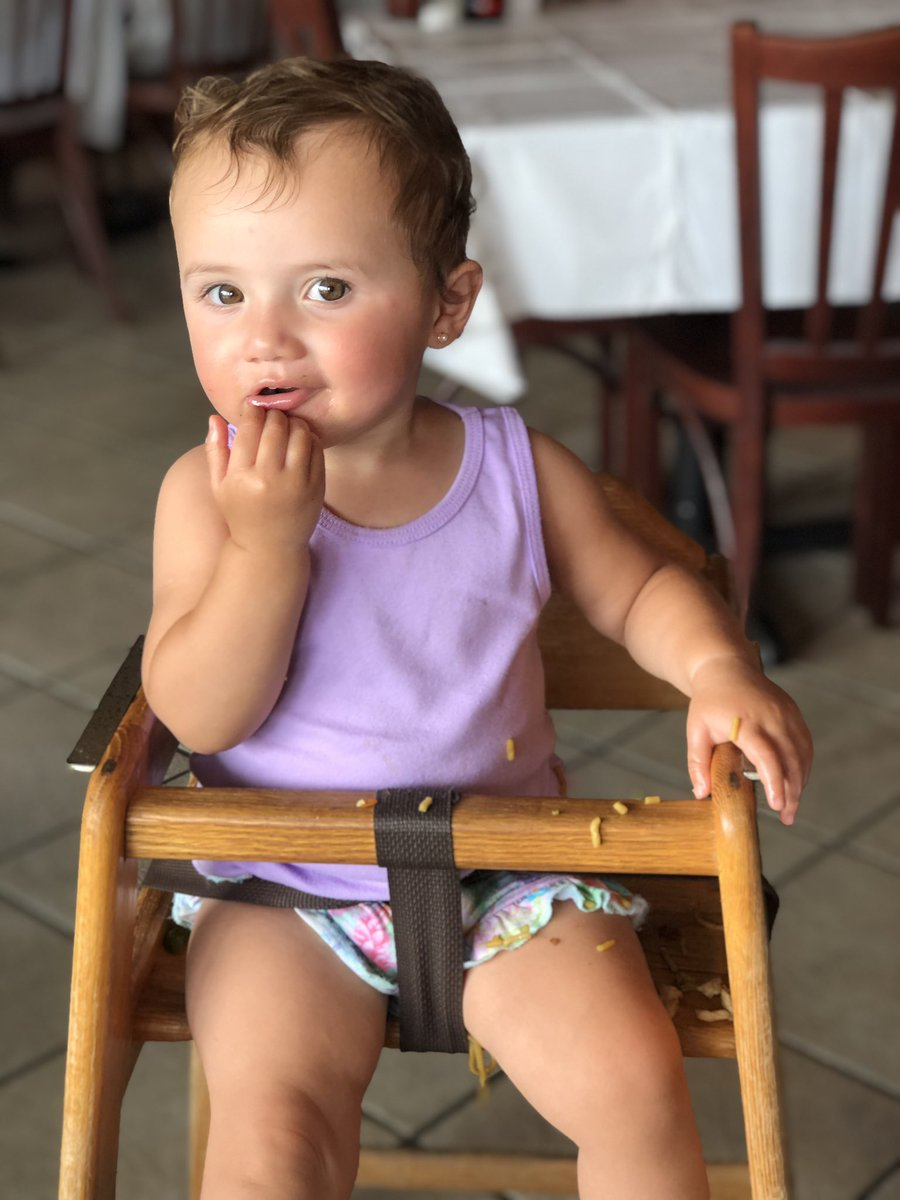 My baby girl is crazy about Chinese food! Is this normal? #chinesefood #mom #baby