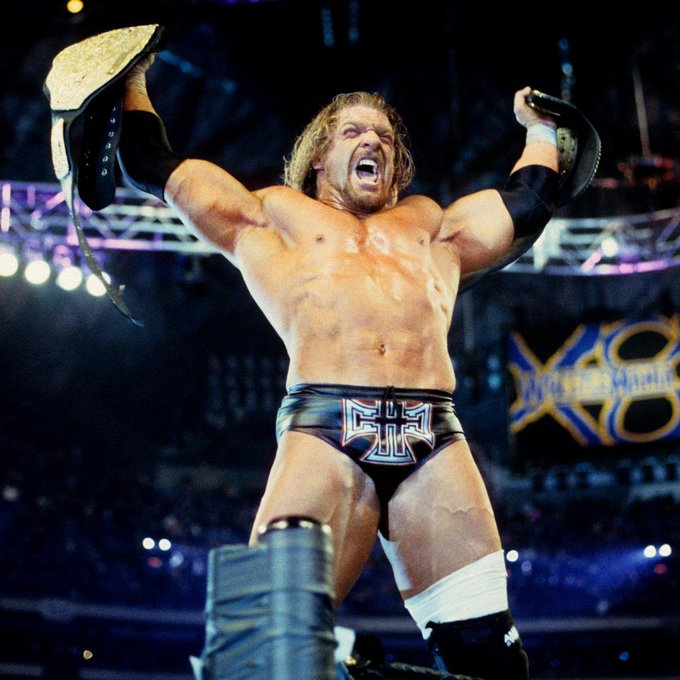 Happy Birthday to the King of Kings Triple H!!!
