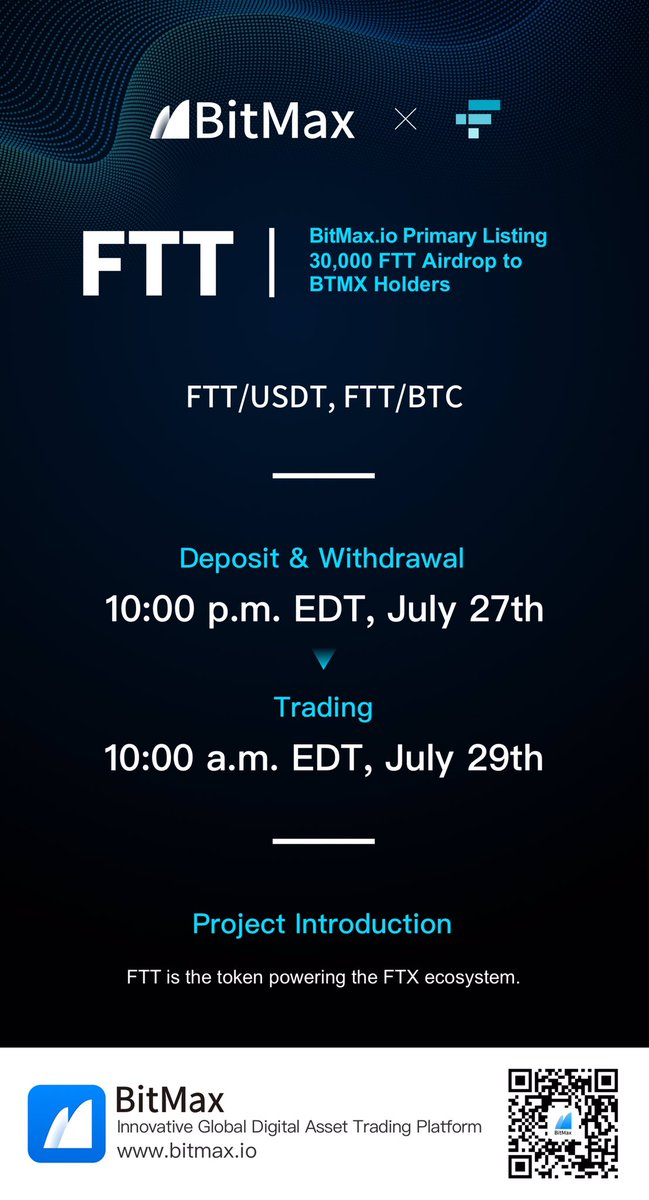 BitMax Official on Twitter: