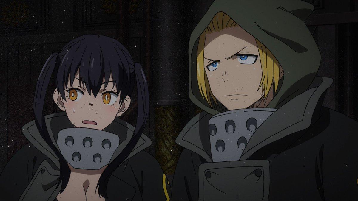 まで 何 隊 話 炎炎 アニメ ノ 消防