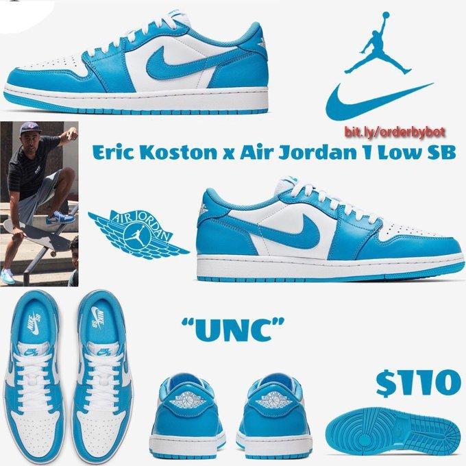 Sneakers On Twitter Eric Koston X Air Jordan 1 Low Sb Style Code