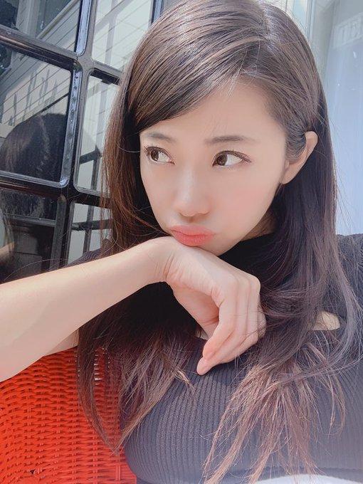 グラビアアイドル鈴木ふみ奈のTwitter自撮りエロ画像40